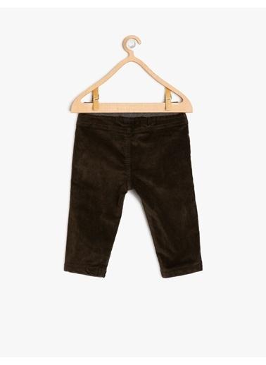 Koton Kids Pantolon Yeşil
